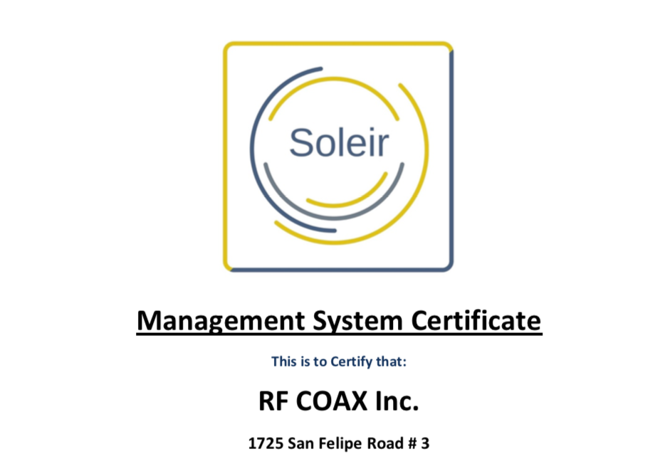 Strength 1: ISO 9001:2008 Certified, Fast Delivery